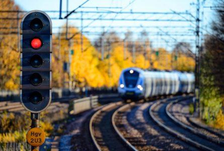 Dödsolyckor i tågtrafiken